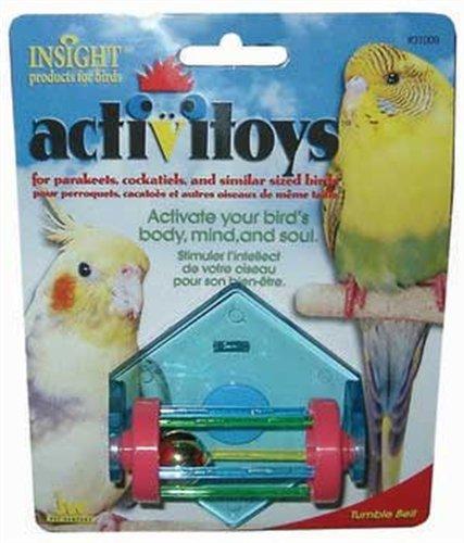 Cheap JW Pet Company Activitoys Tumble Bell Bird Toy (B0002DJV0U)