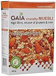 Gaia  Nutty Delight Muesli, 400G