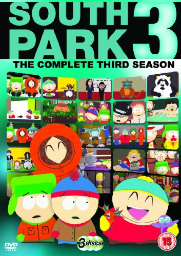South Park – Season 3 (re-pack) [DVD]