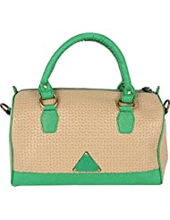 DZiine DZ_DB_Beige Women's Handbag