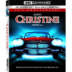 Christine [4K Ultra HD + Blu-ray]
