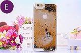 【JABIT】【品質保証】8色選べる キラキラ 流れる星 スノードーム ながれぼし 流れ星 かわいい おしゃれ ジャケット ケースカバー スマホケース カバー PU 携帯カバー 「液晶保護フィルムおまけ」iPhone6/6s(4.7インチ)対応人気ケース カバー アイフォン E