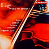 Elegy: Music for Strings / Mahler: Adagietto from Symphony No. 5 /Eller: Elegia for Harp & Strings / Barber: Adagio for Strings / R. Strauss: Metamorphosen  / Pärt: Cantus in Memory of Benjamin Britten / Järvi