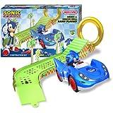 Meccano - 775610 - Jeu de Construction - Sonic - Sonic & Rampe Green Hill