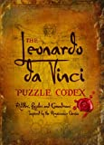 img - for The Leonardo da Vinci Puzzle Codex: Riddles, Puzzles and Conundrums Inspired by the Renaissance Genius book / textbook / text book