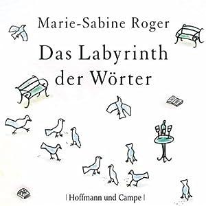 Das Labyrinth der Wörter Hörbuch