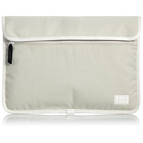 [ビージルシヨシダ] B印 YOSHIDA PORTER GIRL PIXEL DOCUMENT CASE LARGE 34610558049 15 (GRAY/ONE SIZE)