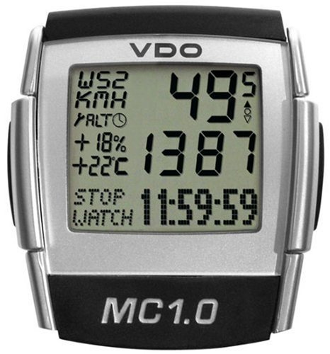 VDO MC1.0 Altimeter/Cycle Computer