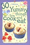 Various 30 Yummy Things to Cook and Eat (Cookery Cards)