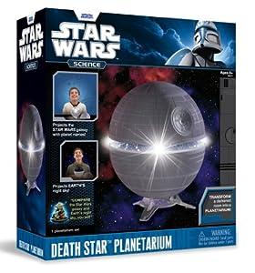 Uncle Milton Star Wars Science Death Star Planetarium
