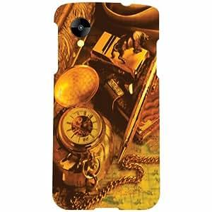 LG Nexus 5 LG-D821 Back Cover ( Designer Printed Hard Case)