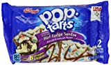 Kelloggs Pop Tarts Frosted Hot Fudge Sundae Twin Pack 96 g (Pack of 6)