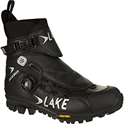 Lake MXZ 303 Winter Boots Black, 46.0/Reg - Men\'s
