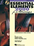 Essentials Elements 2000 For Strings: Viola Book 2, A Comprehensive String Method