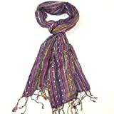 Women's Beautiful Multicoloured Scarf - Colourful scarves