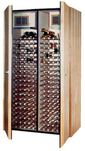 Wood Cabinet Wine Refrigerators