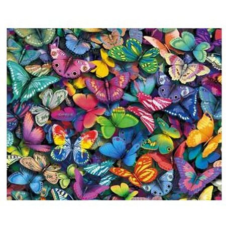 Cheap Hobbico Visual Echo 3D Effect Butterfly Magic 3D Mini Lenticular Puzzle 35pc (B000YBFVZY)