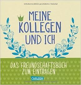 Meine Kollegen und ich (German) Hardcover – October 1, 2013