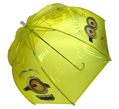 Character-Despicable-Me-Minions-Dome-PVC-Umbrella