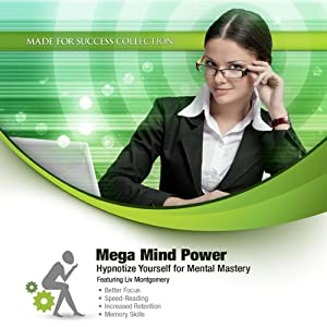 Mega Mind Power: Hypnotize Yourself for Mental Mastery | [Made for Success]