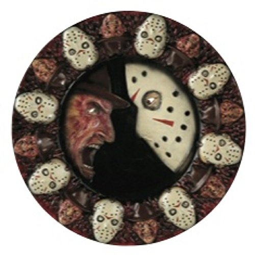 Rubie's Costume Freddy vs Jason: A Nightmare on Elm Street Party Platter