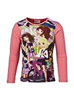 Legowear Camiseta Manga Larga friends Tanisha (Rosa)