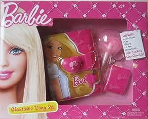 Barbie Glamtastic Diary Set