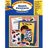 Take It to Your Seat Math Centers, Grades K-1 ~ Jill Norris