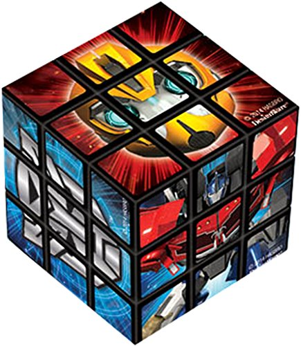 Transformers Puzzle Cube