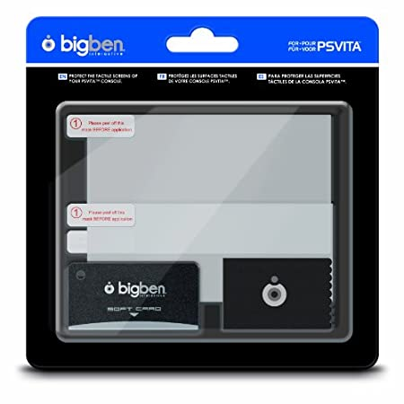 Bigben Screen Protector for PlayStation Vita