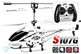 SYMA S107G INFRARED REMOTE CONTROL MOTION SENSOR GYRO INDOOR HELICOPTER 3CHANNEL (White)
