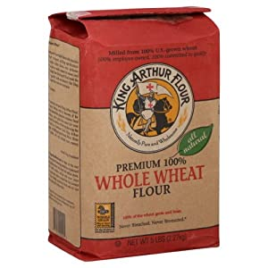 Amazon.com : King Arthur Flour Flour Premium 100% Whole