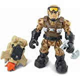 Fisher-Price Hero World Rescue Heroes Perry Trooper