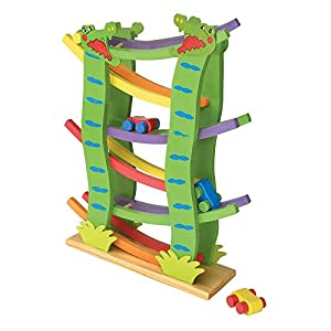 crocodile clik clak track toys games. Black Bedroom Furniture Sets. Home Design Ideas