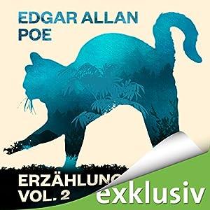 Edgar Allan Poe: Erzählungen 2 Hörbuch