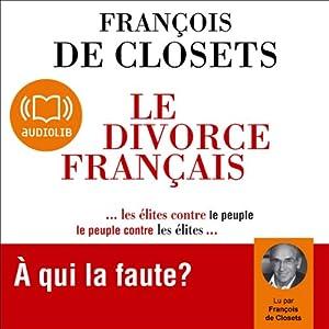 Le divorce français | Livre audio