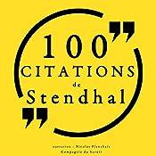 100 citations de Stendhal |  Stendhal