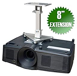 Projector Ceiling Mount for Optoma HD25e HD25-LV HD30 HD30B HD32 HD600X