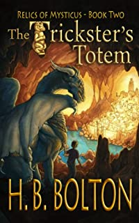 (FREE on 6/4) The Trickster's Totem by H.B. Bolton - http://eBooksHabit.com