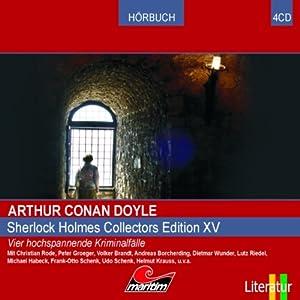 Sherlock Holmes Collectors Edition XV Hörspiel