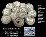 Silver Spanish Unity Coins