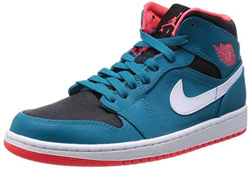Nike Jordan Men s Air Jordan 1 Mid Basketball Shoe - Import It All ce1e09d5c