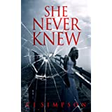 51OVZuYGqAL. SL160 OU01 SS160  She Never Knew (Kindle Edition)