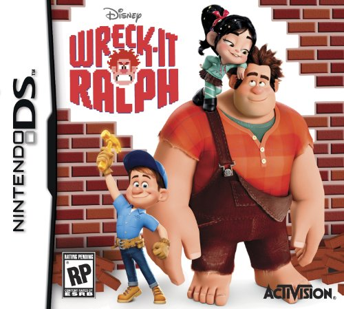 Wreck-It Ralph - Nintendo DS (Wreck It Ralph Game Ds compare prices)