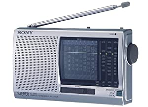 Sony ICF-SW11 FM Stereo / SW1-9 / MW / LW 12-Band World Receiver