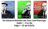 Die seltsamen Methoden des Franz Josef Wanninger - Komplett-Set (9 DVDs)