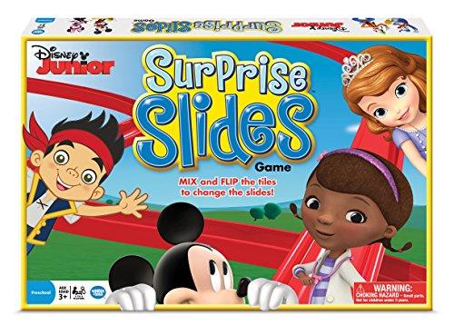 Disney Junior Surprise Slides Game - 1