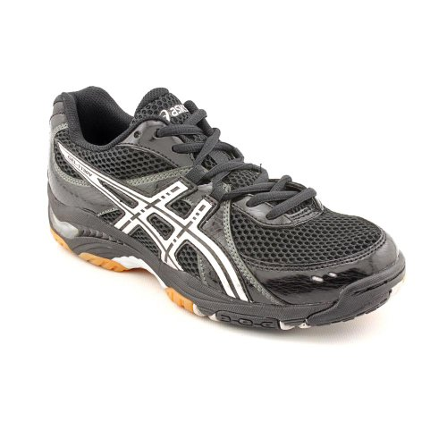 Asics Gel-1130V Volleyball Athletic Sneakers Shoes Black Womens