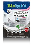 Katzenstreu Biokats Diamond Care Fresh /12 Liter mit Aloe Vera