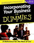 Incorporating Your Business For Dummies